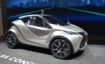 Lexus LF-SA Concept Video, First Look