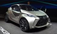 Lexus LF-SA Concept: Little Car, Big Style