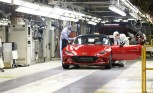 2016 Mazda MX-5 Miata Production Begins