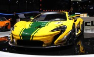 McLaren P1 GTR Debuts With Ultra-Modern Performance, Retro Style