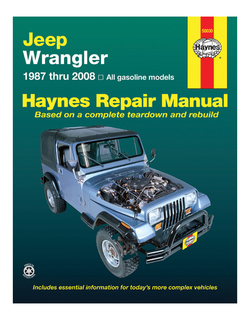 Best Recommendations We Can Make Is Picking Up A Good Service Manual These Books Offer Invaluable Advice On How To Repair And Maintain Your Vehicle