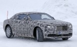 Rolls-Royce Wraith Drophead Coupe Spied