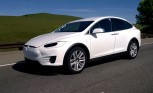 2016 Tesla Model X Spied in Public