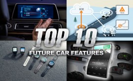 Top 10 Future Car Features