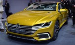 VW Sport Coupe GTE Concept Knows How You Feel