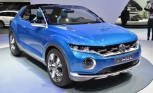 VW to Launch Sub-Tiguan Crossover in 2017