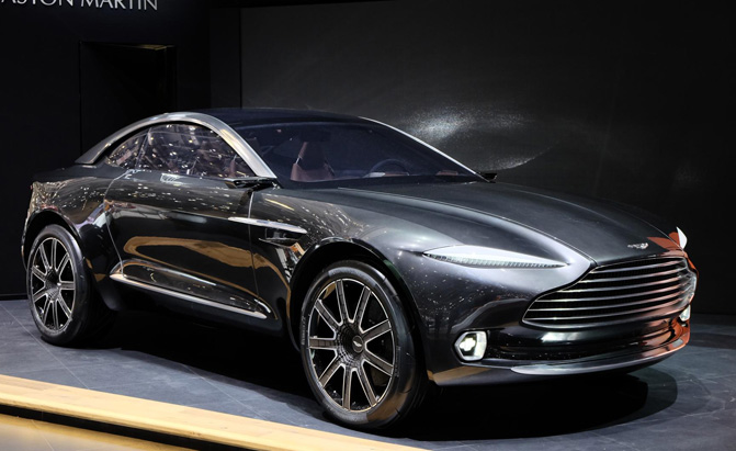 Aston Martin Wants To Build A 1 000 Hp Electric Car