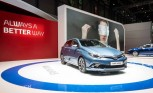 Scion iM Previewed by 2015 Toyota Auris