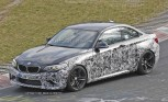 BMW M2 Spied in Production Form