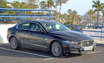 Jaguar XE Spied Testing Electric Powertrain