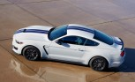 Shelby GT350 Mustang to Pack Over 520 HP