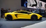 2016 Lamborghini Aventador SV Video, First Look