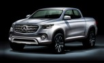 Mercedes Pickup to be Built by Nissan