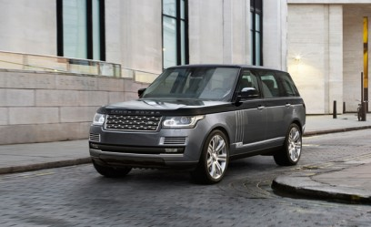 Land Rover Reveals the Most Expensive SUV You Can Buy