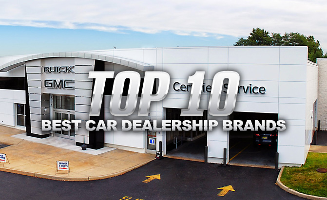 top 10 best car dealerships by brand