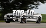 Top 10 Collector Cars of 2015
