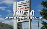 Top 10 Worst Car Dealerships by Brand