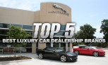 Five Best Luxury Car Companies to Buy From