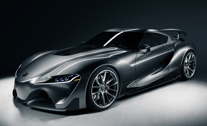 Next Toyota Supra Bmw Z4 Won T Be Rivals 187 Autoguide Com News