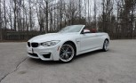 2015 BMW M4 Cabriolet Review