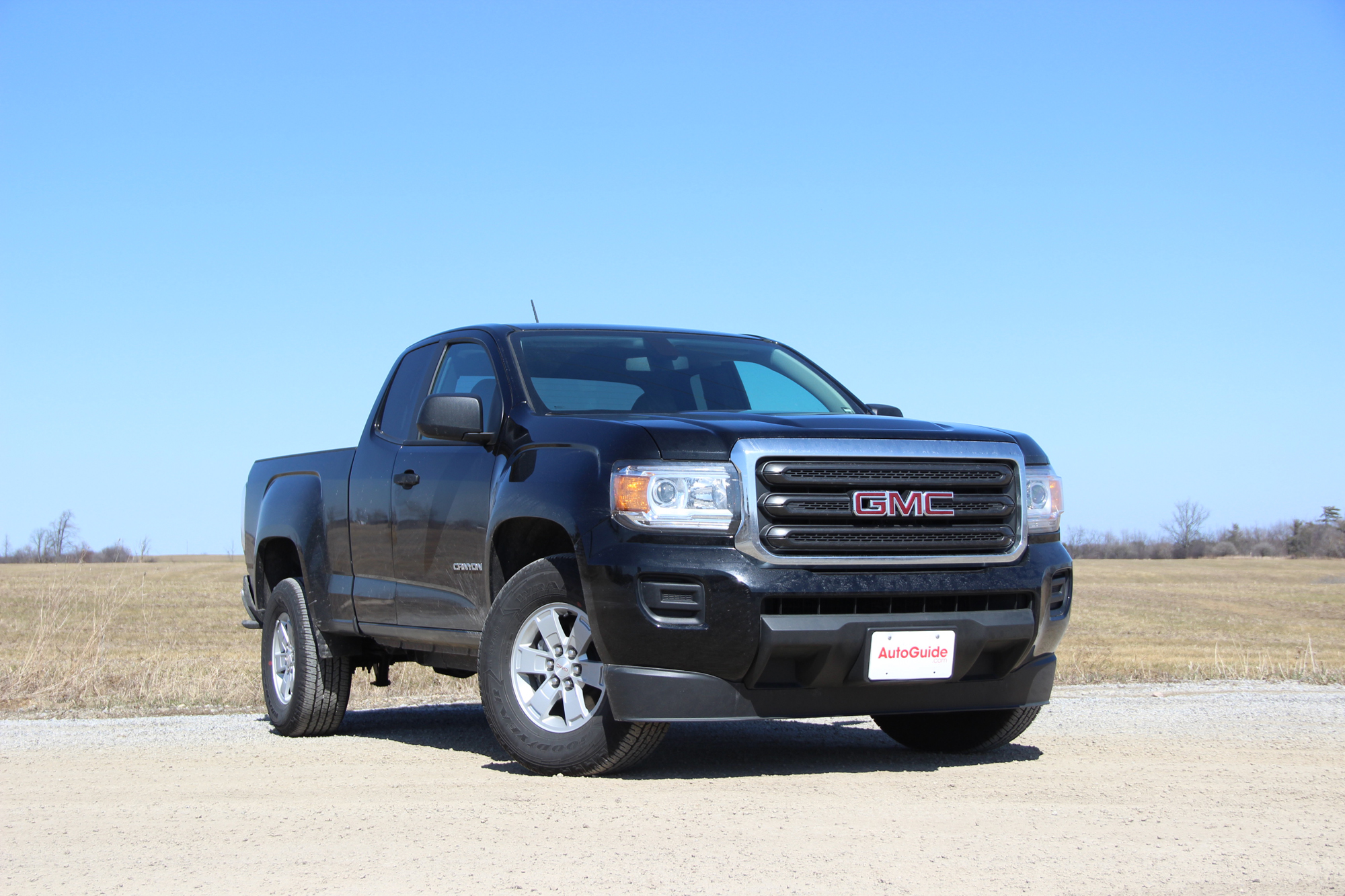 2015 gmc canyon long term review testing the base model news. Black Bedroom Furniture Sets. Home Design Ideas