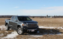 2015 GMC Canyon Long-Term Review: Fitting Into Tight Spaces