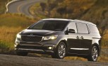 2015 Kia Sedona Gets Five-Star NHTSA Safety Rating