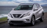 Nissan Murano Hybrid Debuts in China