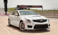 2016 Cadillac ATS-V Review
