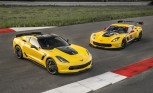 Corvette Z06 C7.R Edition Wears a Race Suit