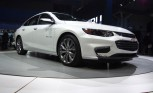 2016 Chevrolet Malibu Video, First Look