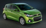 Chevrolet Sparks Up its Newest City Car
