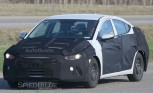 2016 Hyundai Elantra Spied Inside and Out