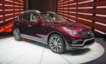 2016 Infiniti QX50 Makes Manhattan Debut