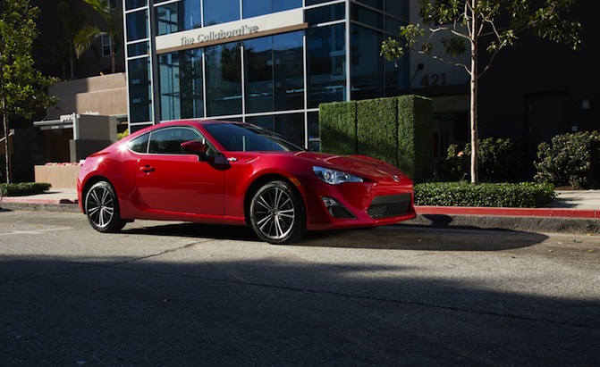 2016 scion fr s price gets small increase news. Black Bedroom Furniture Sets. Home Design Ideas