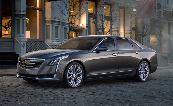 Gm Plans To Import Cadillac Ct6 Plug In From China