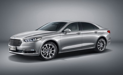 2016 Ford Taurus Debuts in China, For China