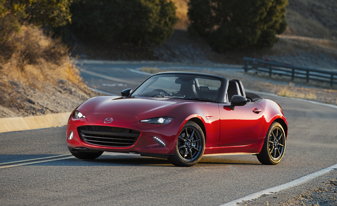 Here's How to Pre-Order a 2016 MX-5 Miata Launch Edition ...