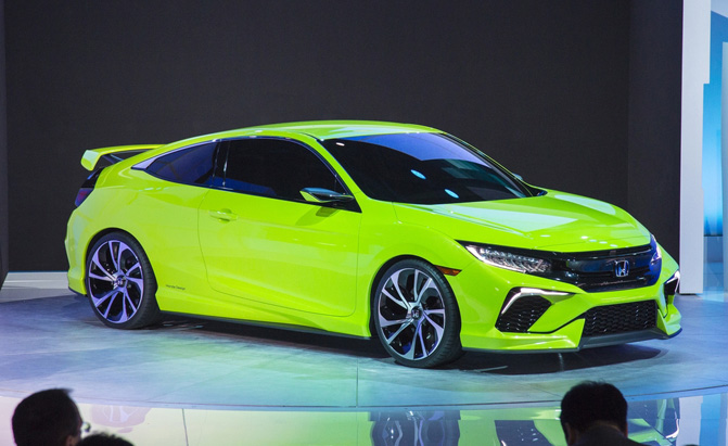 2016 Honda Civic Concept Video, First Look » AutoGuide.com News