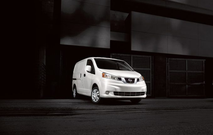 The Nissan NV200 Compact Cargo van continues to set the standard for compact cargo van design with its small exterior footprint, large cargo capacity, outstanding versatility and excellent fuel efficiency. It also offers America's best commercial van warranty, with a basic limited warranty coverage of 5 years/100,000 miles, whichever comes first. The powertrain limited warranty term is also 5 years/100,000 miles, whichever comes first.