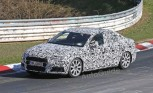 2016 Audi S4 Spotted Testing