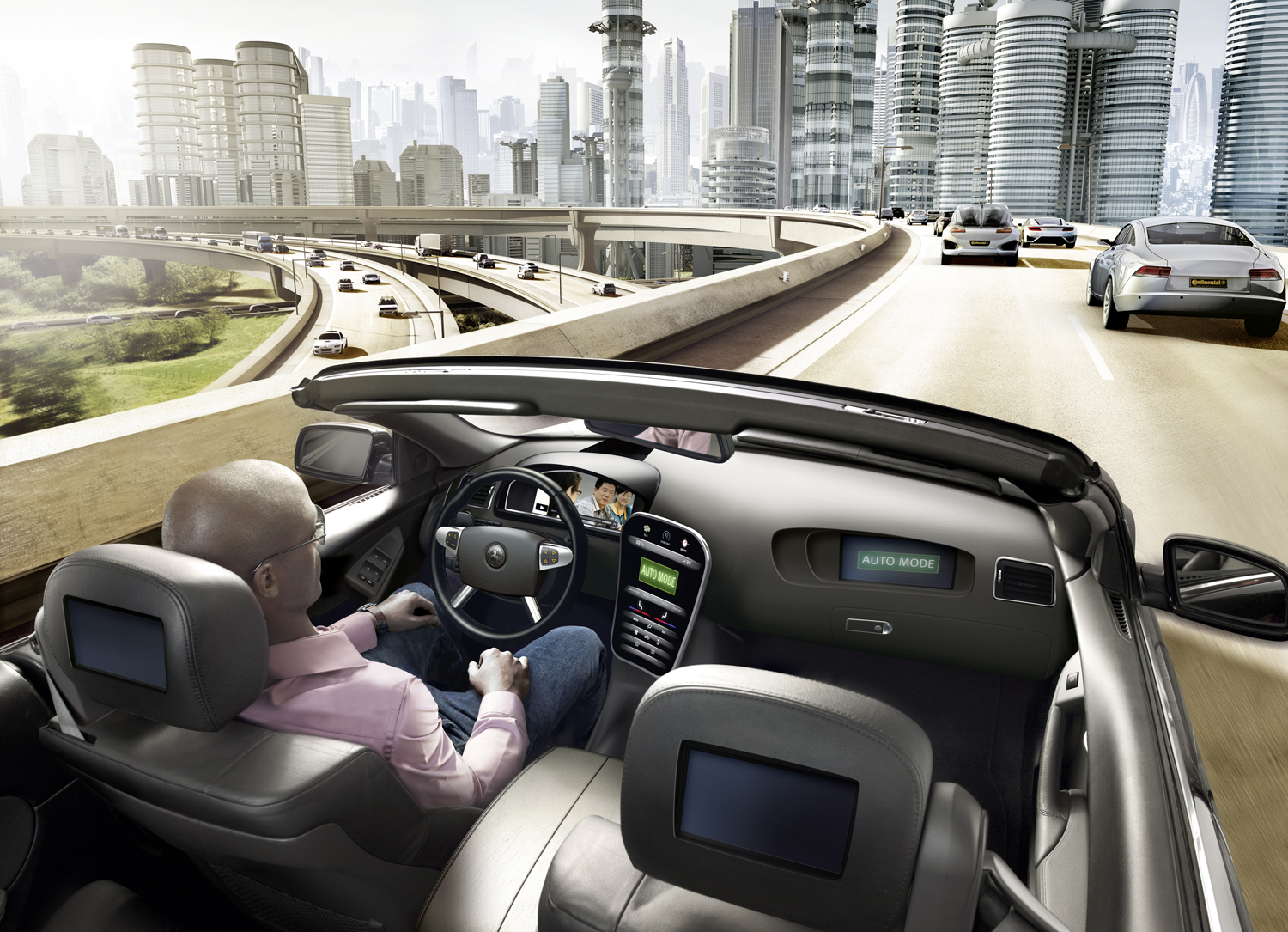 future of self driving cars research