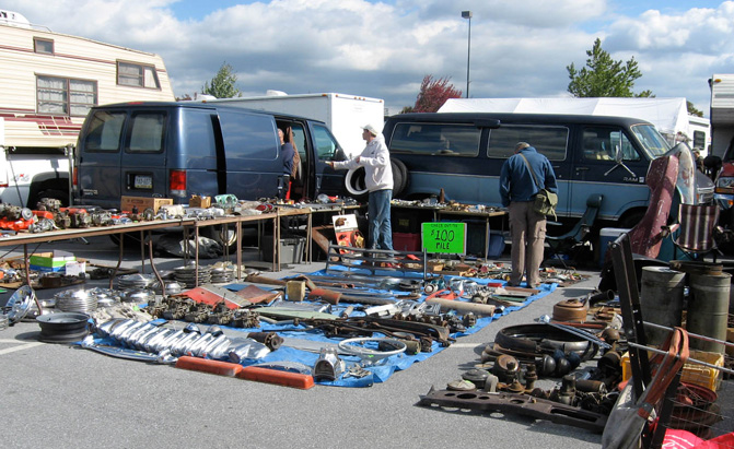 hershey pa car show swap meet 2015