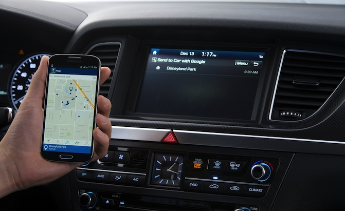 Cell phone blocker for cars - AT&T offers super-fast 4G speeds... if you have a Galaxy S8