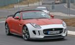 Jaguar F-Type SVR to Have Over 600 HP: Report