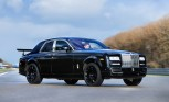 Rolls-Royce Cullinan Archtecture to Underpin More Products