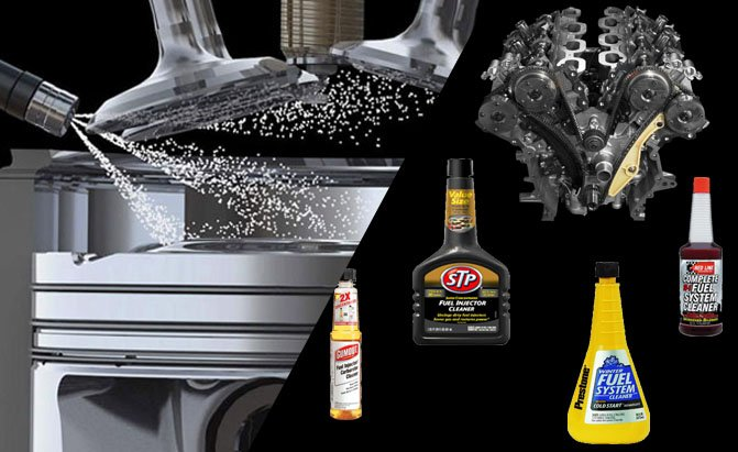 Should i use fuel injector cleaner news for Mercedes benz fuel injector cleaner