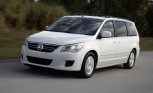VW Routan Ignition Switch Recall Extended