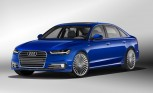 Audi A6 L E-tron Previewed for China