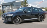 2017 Audi SQ7 Spied with TDI Diesel Power